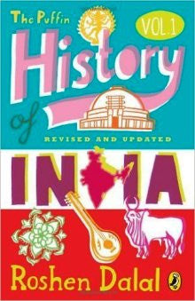 Puffin History of India Vol 1 & 2- Revised and Updated