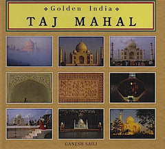 Golden India - Taj Mahal