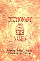 Dictionary of Sikh Names