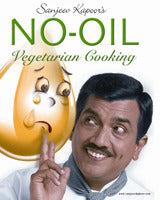 No Oil Vegetarian Cooking