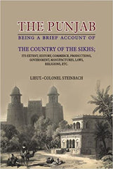 The Punjab: Being a Brief Account of the Country of the Sikhs