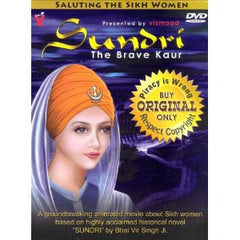 Sundri- The Brave Kaur (DVD)