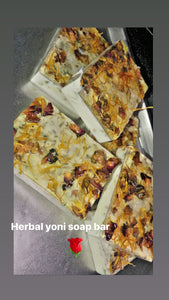 Home made yoni soap Bar
