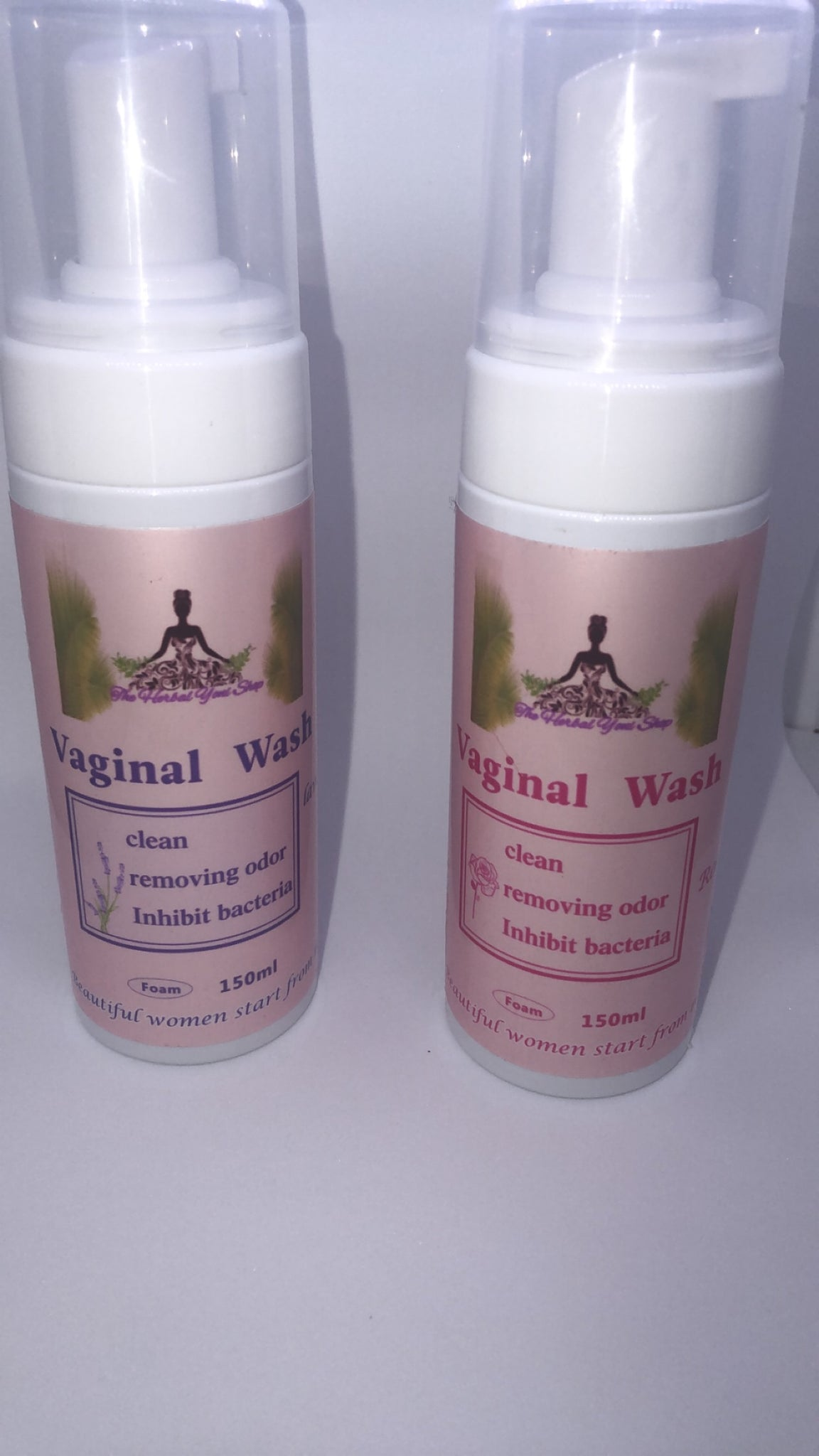 Ph balance FOAM  VAGINAL WASH