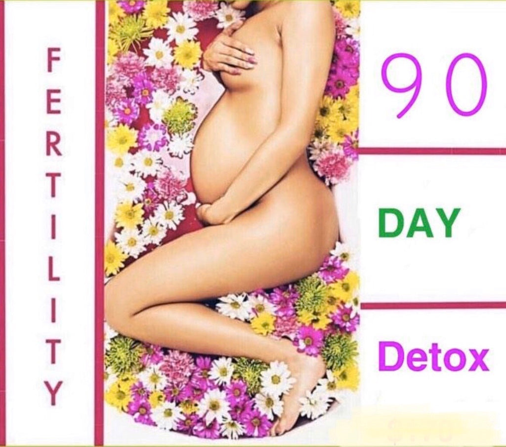90 DAY  FERTILITY (yoni Babies) WOMB CARE