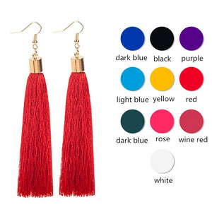 Dangle Tassel Earrings For Any Occasion