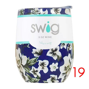 Swig 9oz Decorative Stainless Steel Tumbler