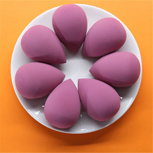 2019 Hot Product 1/3/5/6pcs Cosmetic Puff,  Makeup Sponge For Blending Foundation