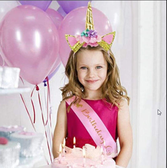 The Perfect Unicorn Party for your Little Princess