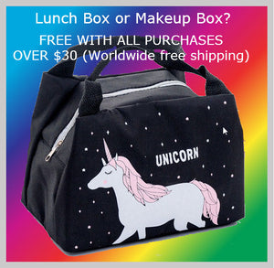 Unicorn  Cute Small  Lunch Bag Thermal Insulated Lunch Box
