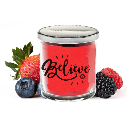 Scented Jar Candle (Wild Berry)
