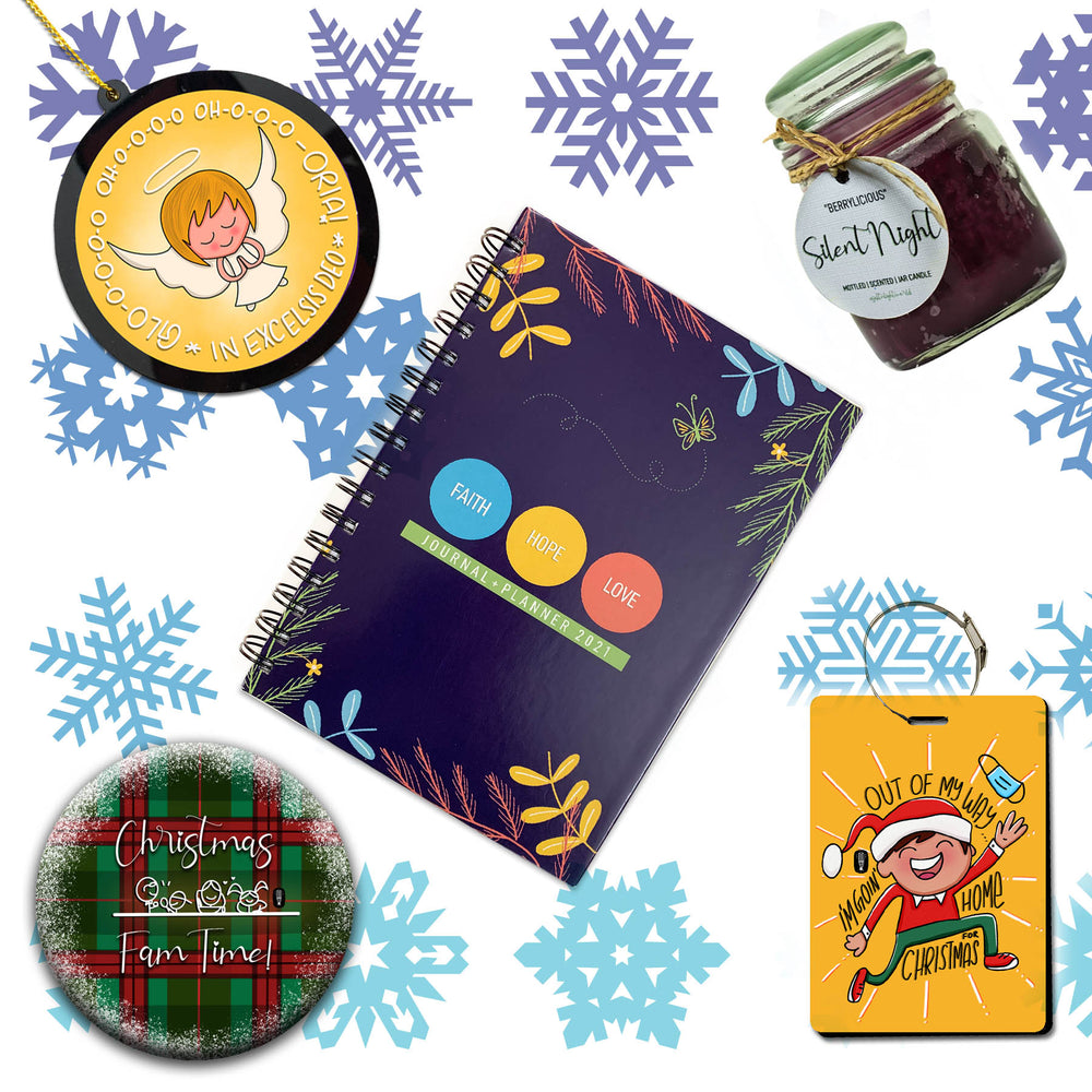The Big Fat Secret Santa Hamper | Limited Edition