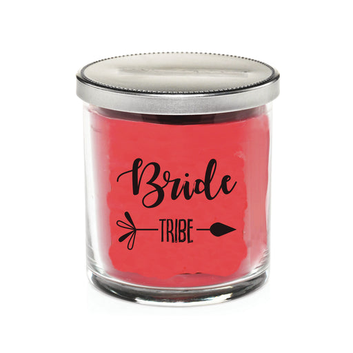 Bride Tribe Jar Candle (Wild Berry Flavour) | Gift for bridesmaid