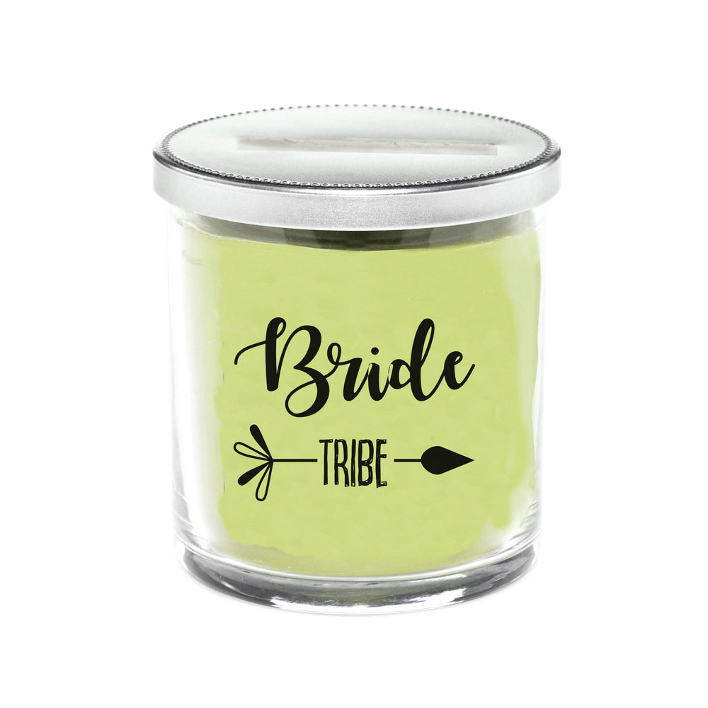 Bride Tribe Jar Candle (Citrus Flavour) | Gift for bridesmaid