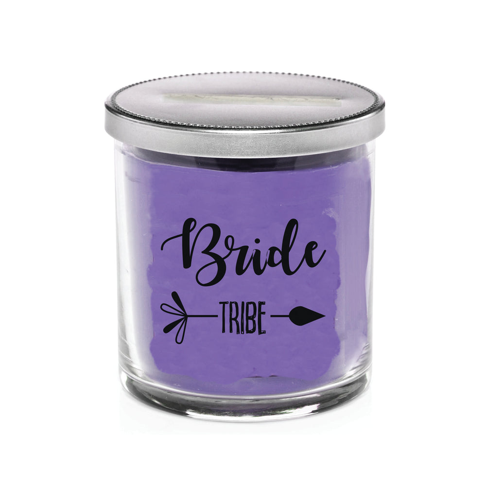 Bride Tribe Jar Candle (Lavendar Flavour) | Gift for bridesmaid