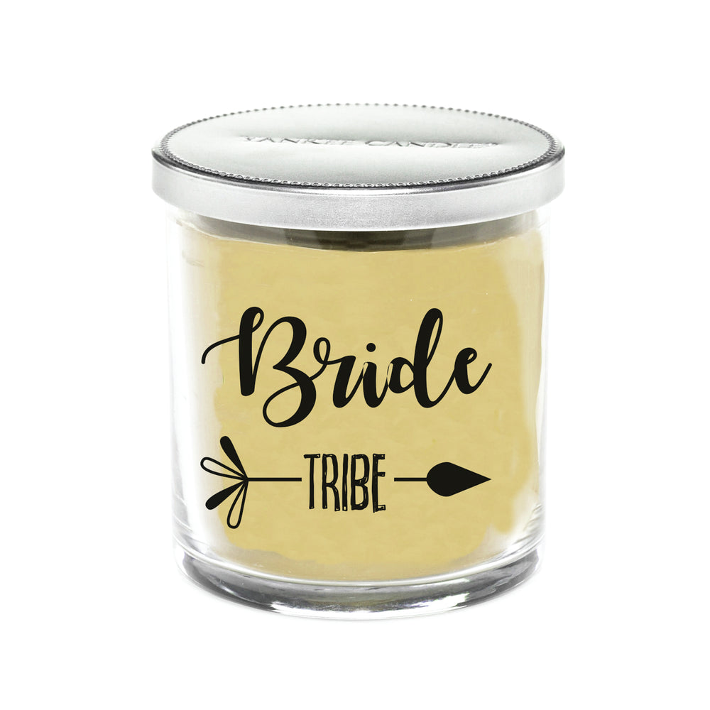 Bride Tribe Jar Candle (Vanilla Flavour) | Gift for bridesmaid