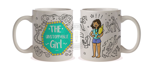 Unstoppable Girl Coffee Mug