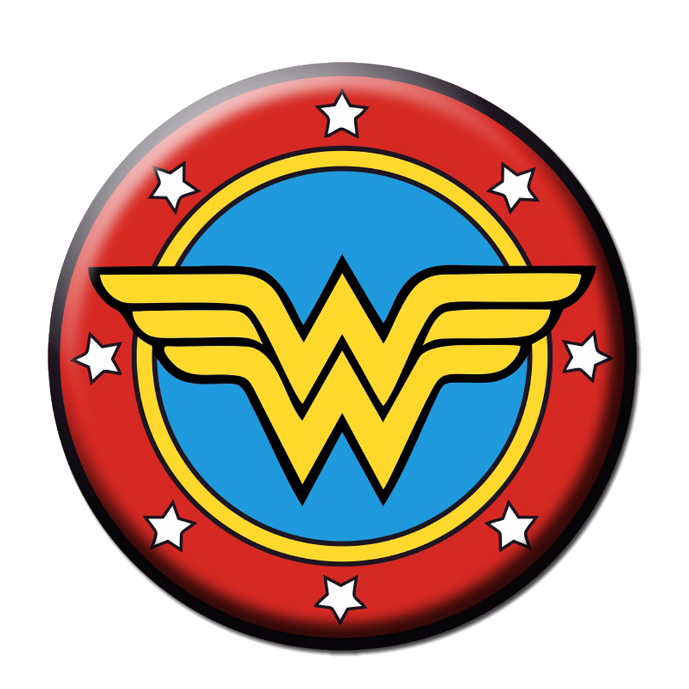 Wonder Woman Badge (5.8cm)