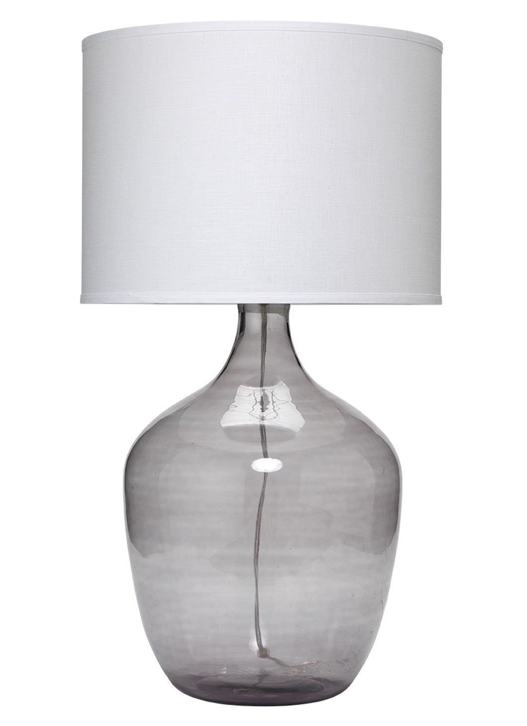Jamie Young Extra Large Plum Jar Table Lamp