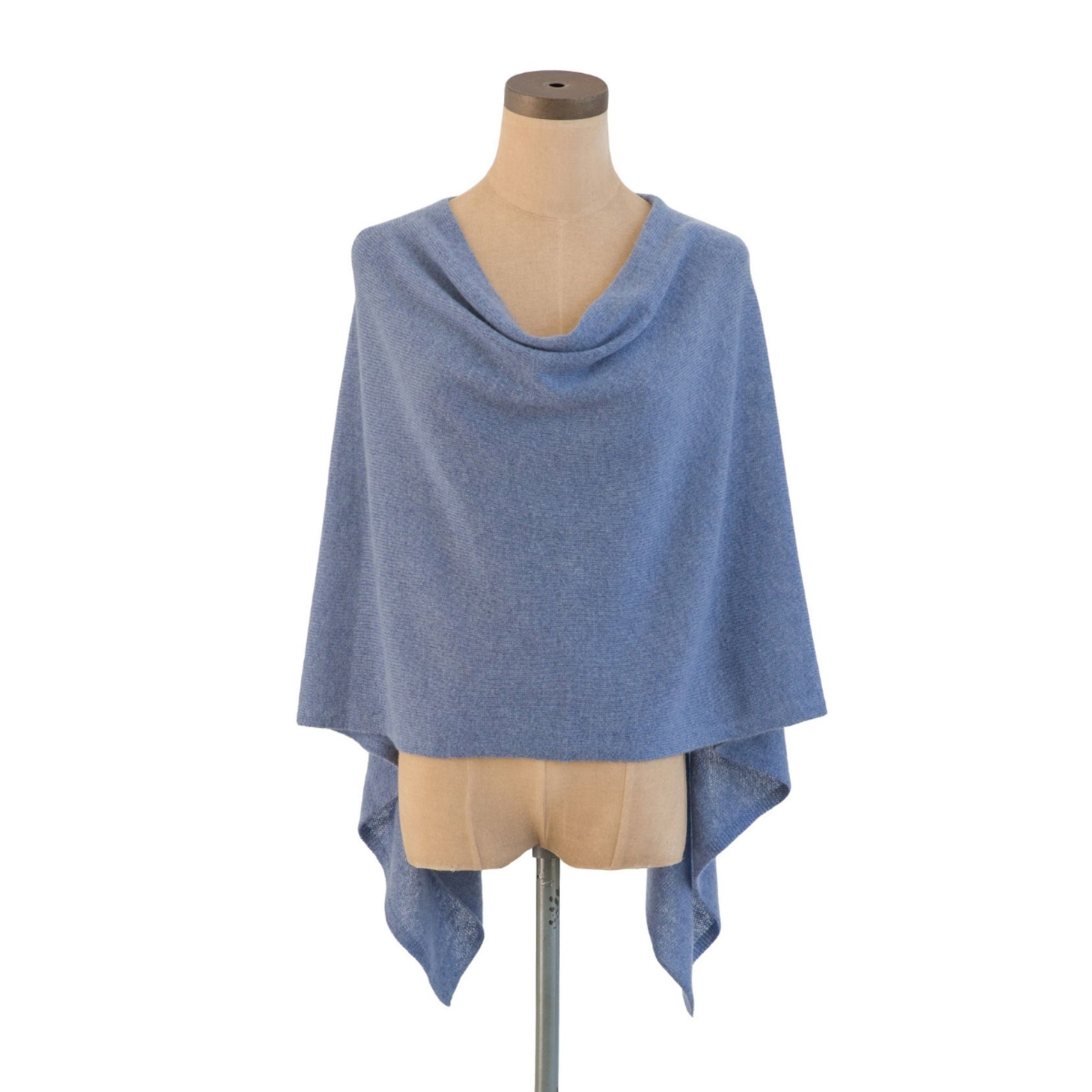 Blue Ridge Cashmere Dress Topper