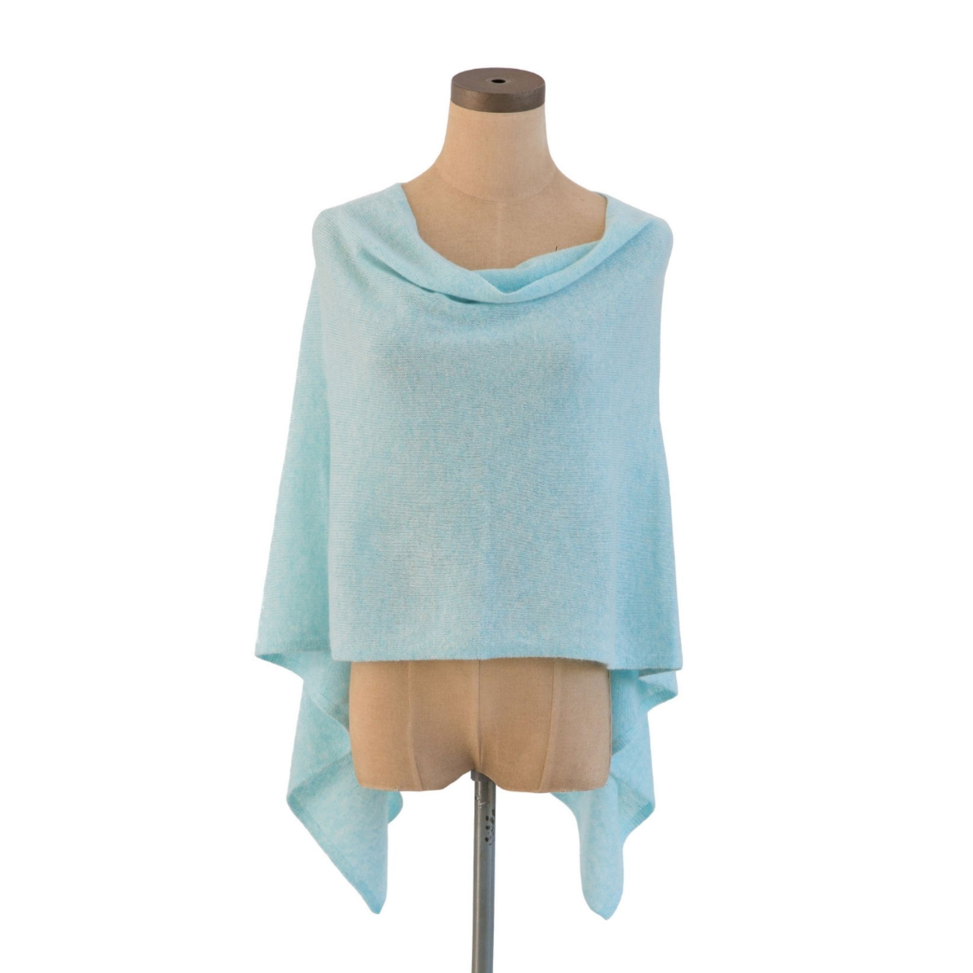 Opal Cashmere Dress Topper