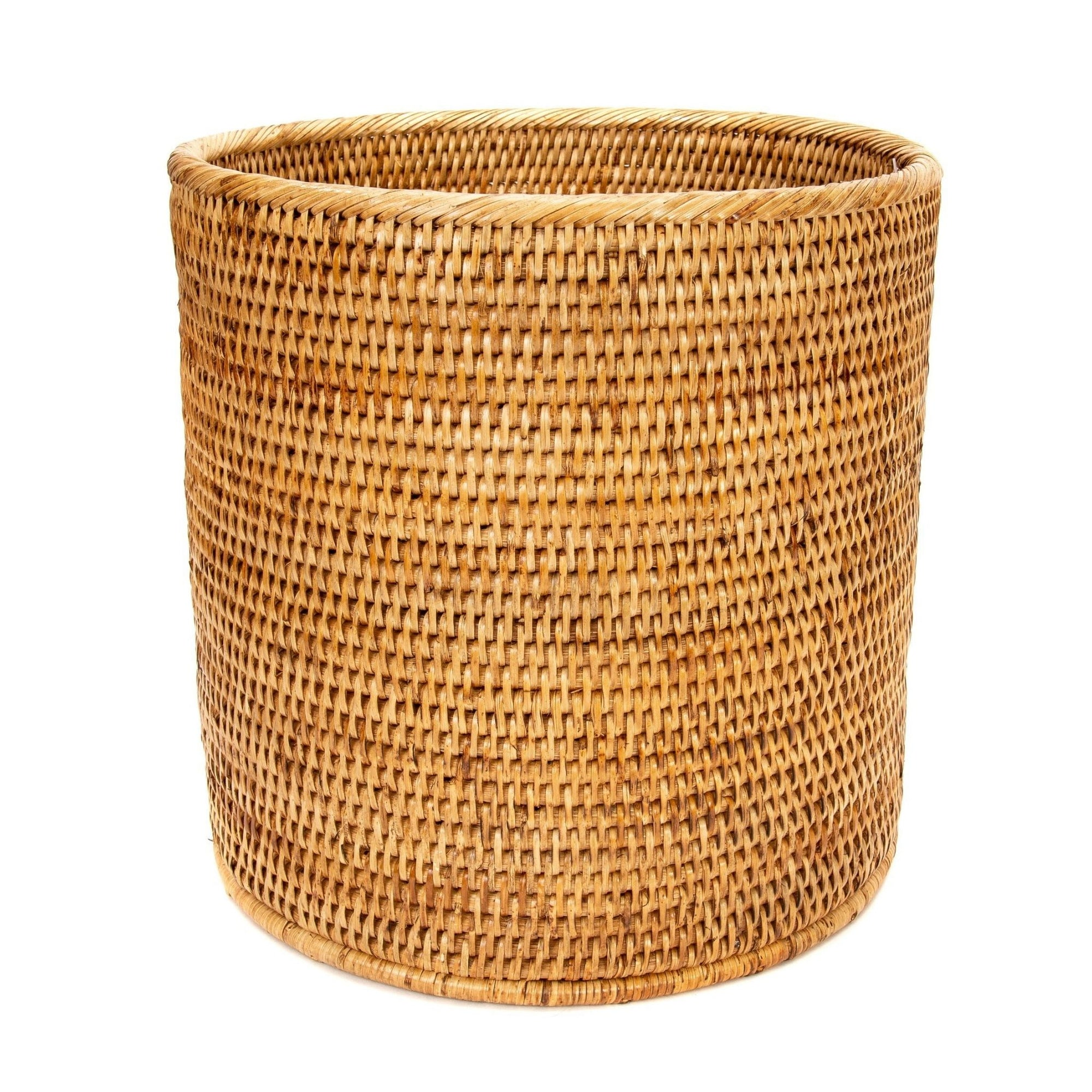 Straight Round Waste Basket
