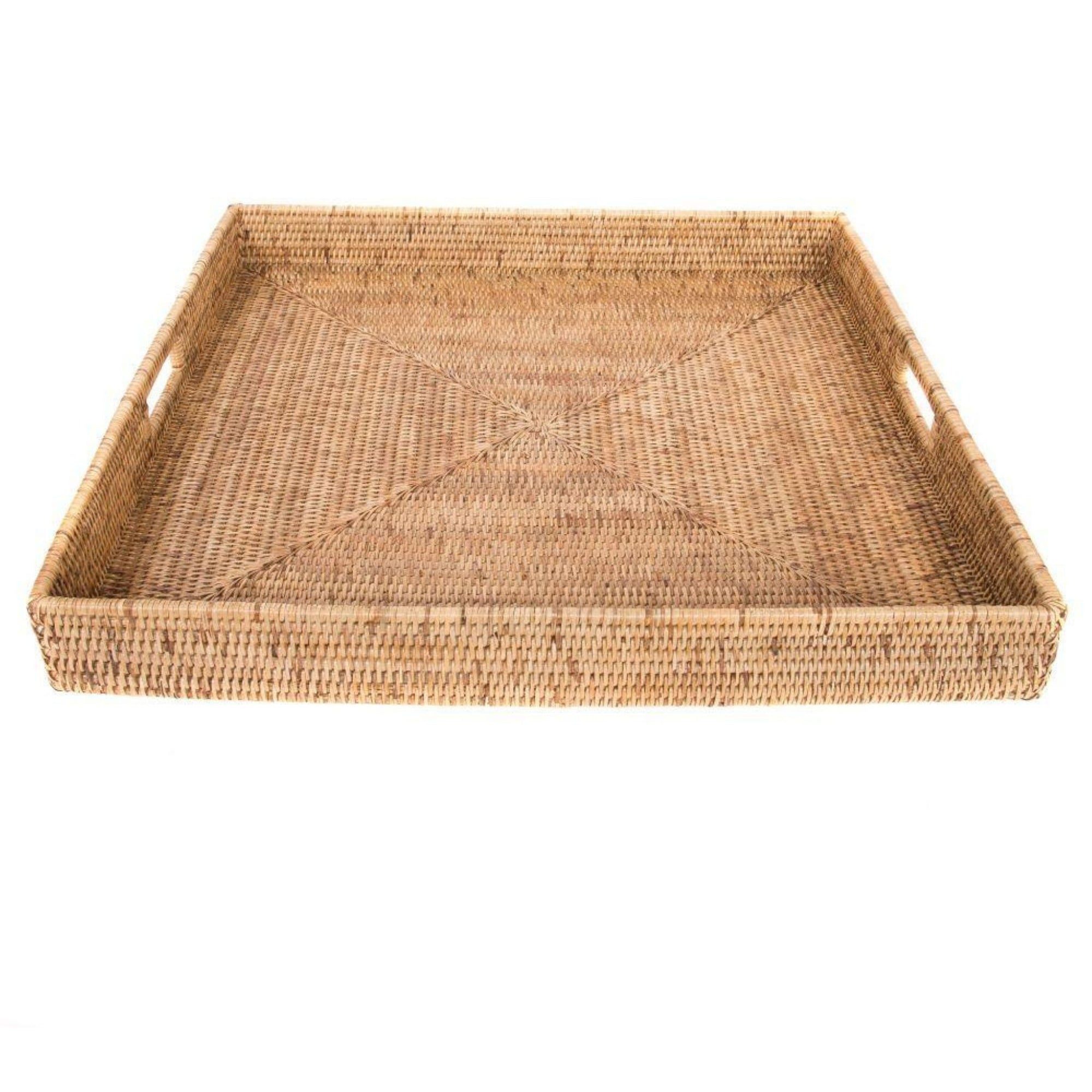 Large Woven Square Tray