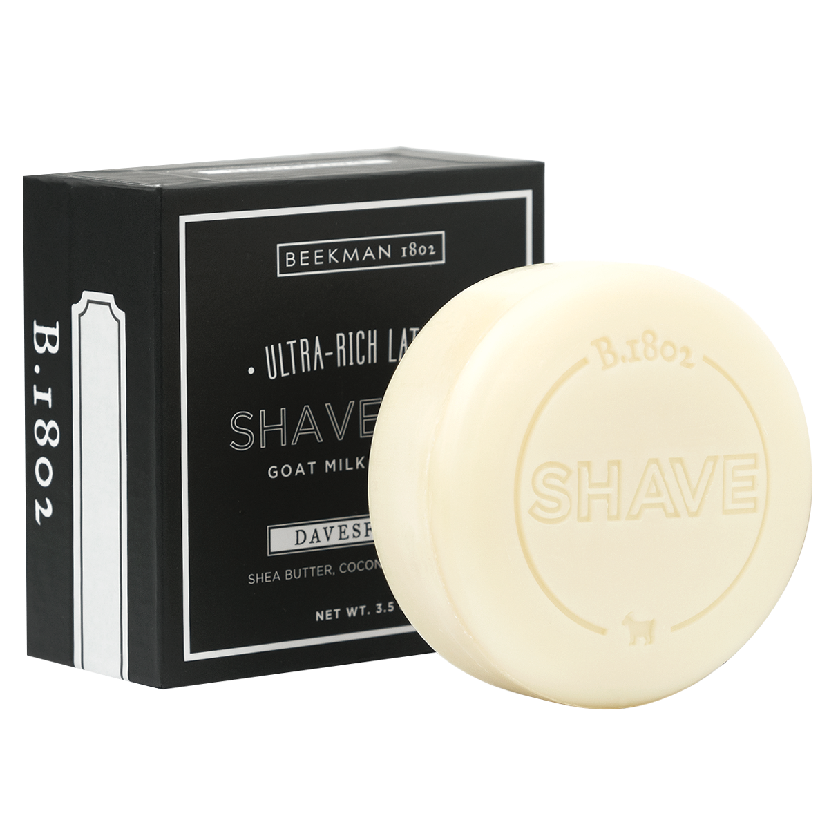 Beekman 1802 Davesforth Shave Bar