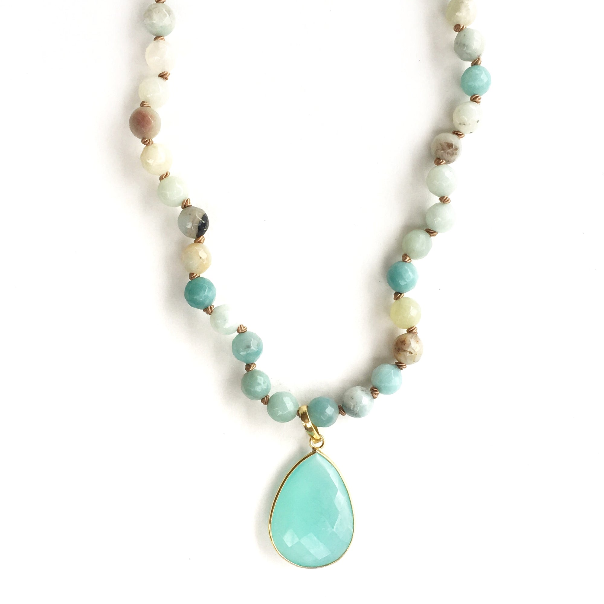 Cove Amazonite Necklace