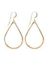 Jackson Gold Teardrop Earrings