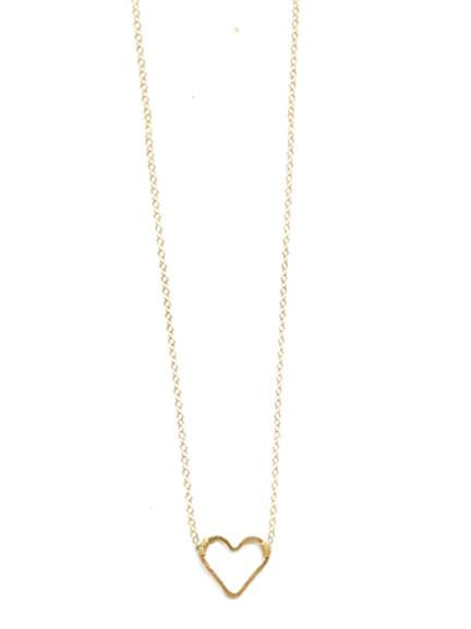 Luella Gold Necklace