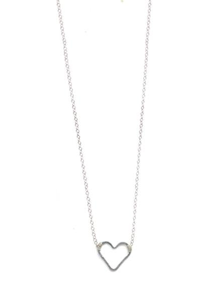 Luella Silver Necklace