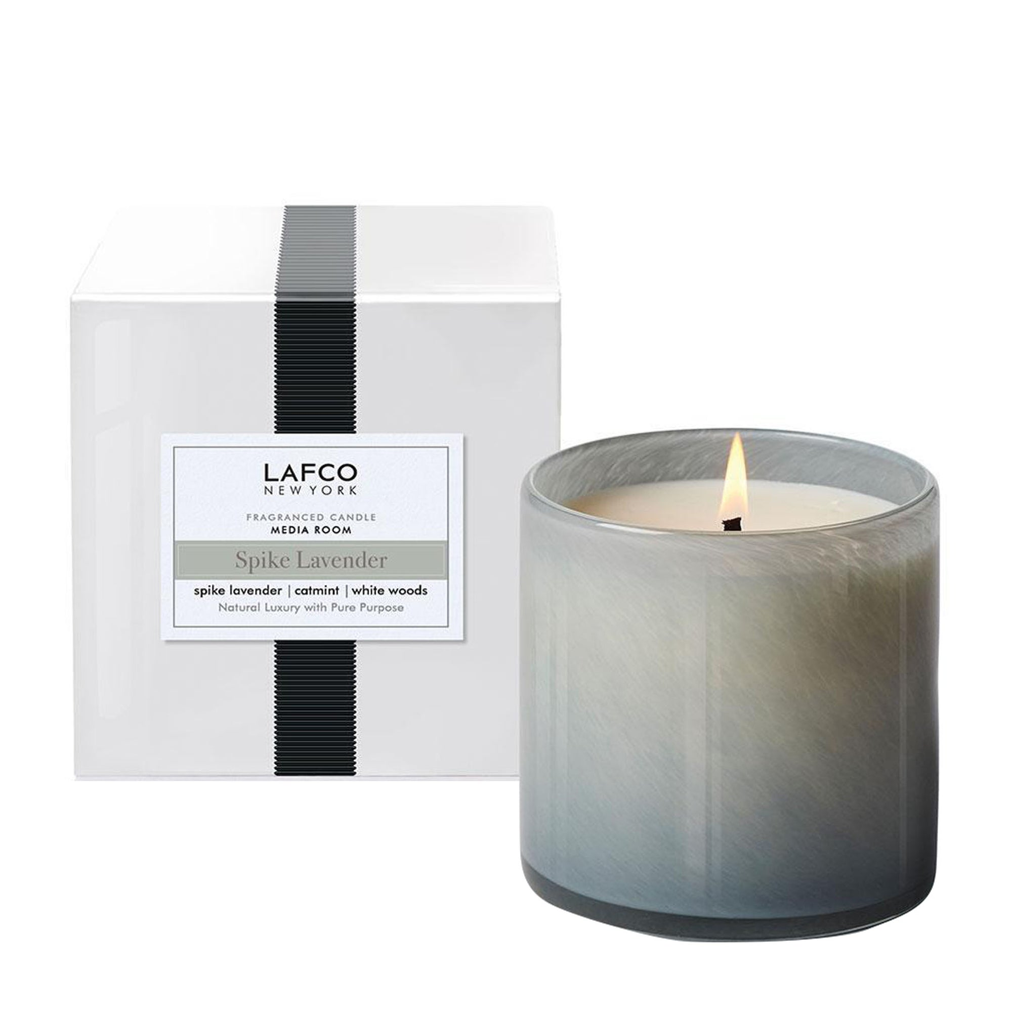 Lafco Media Room | Spike Lavender Candle