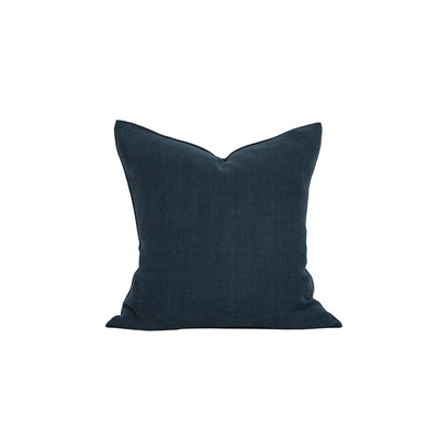 Napoli Vintage Navy Pillow