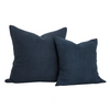 Napoli Vintage Navy Pillow Cover