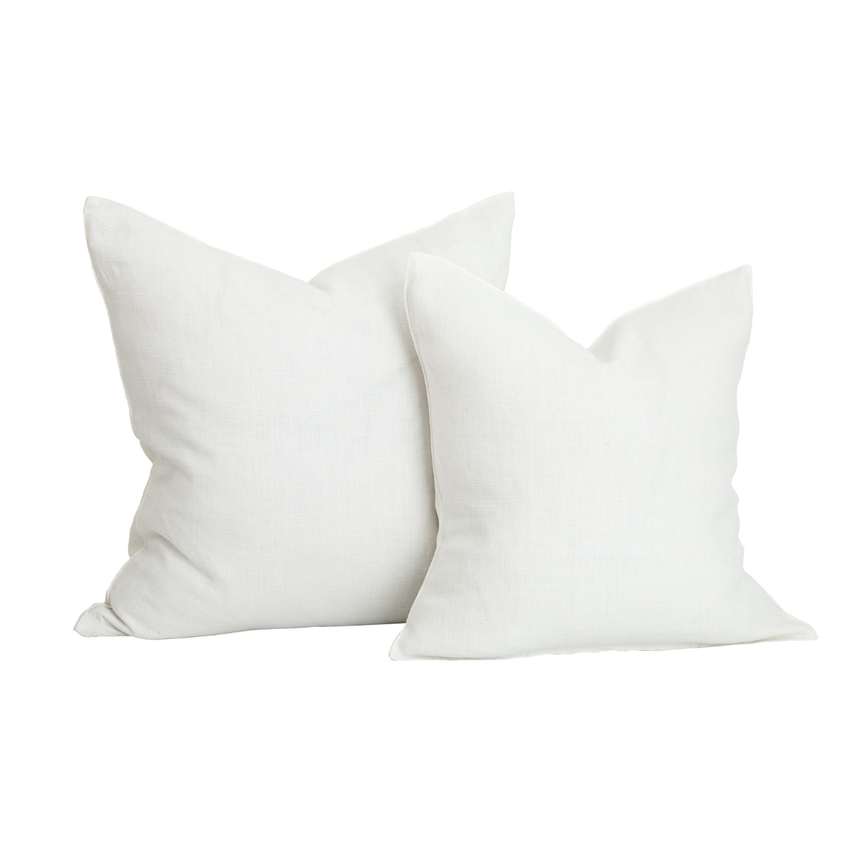 Napoli Vintage Optic White Pillow Cover