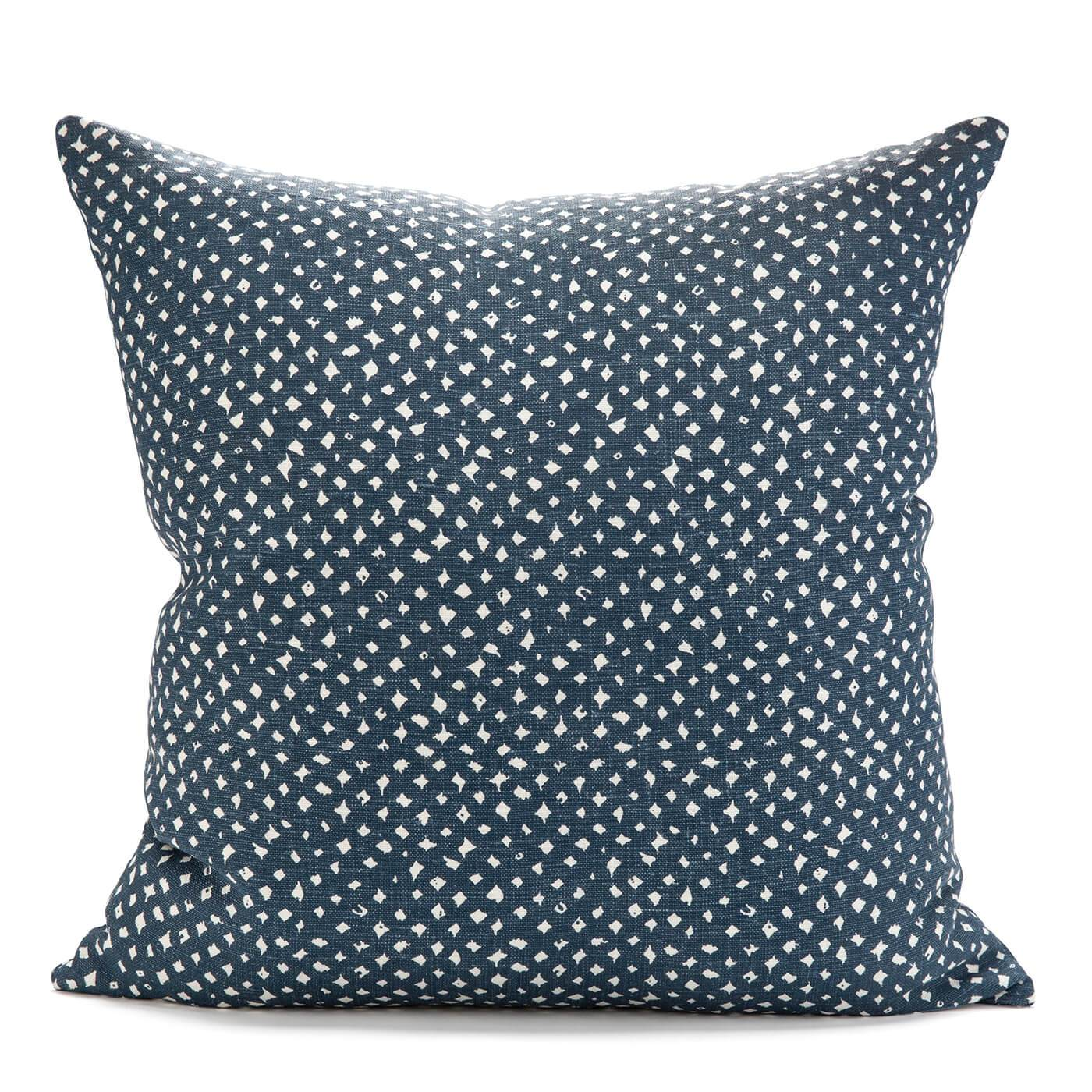 Smith Denim Blue Pillow