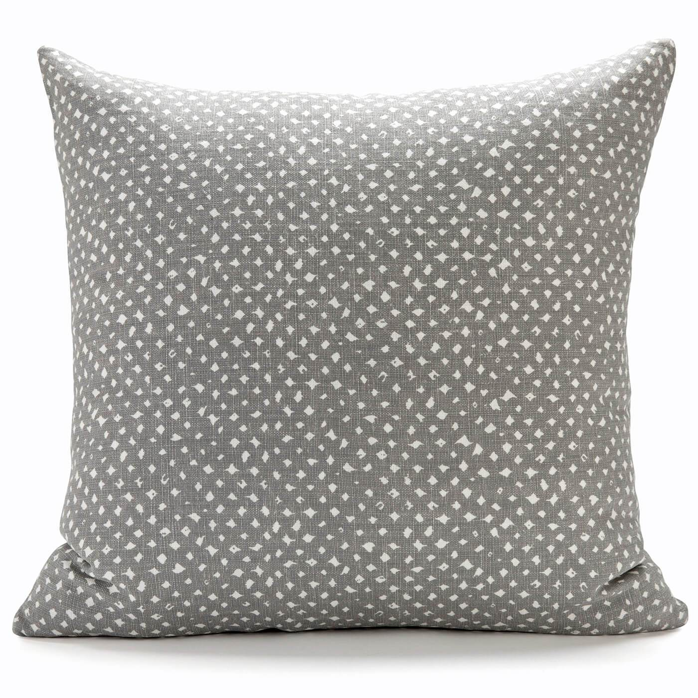 Smith Gray Pillow