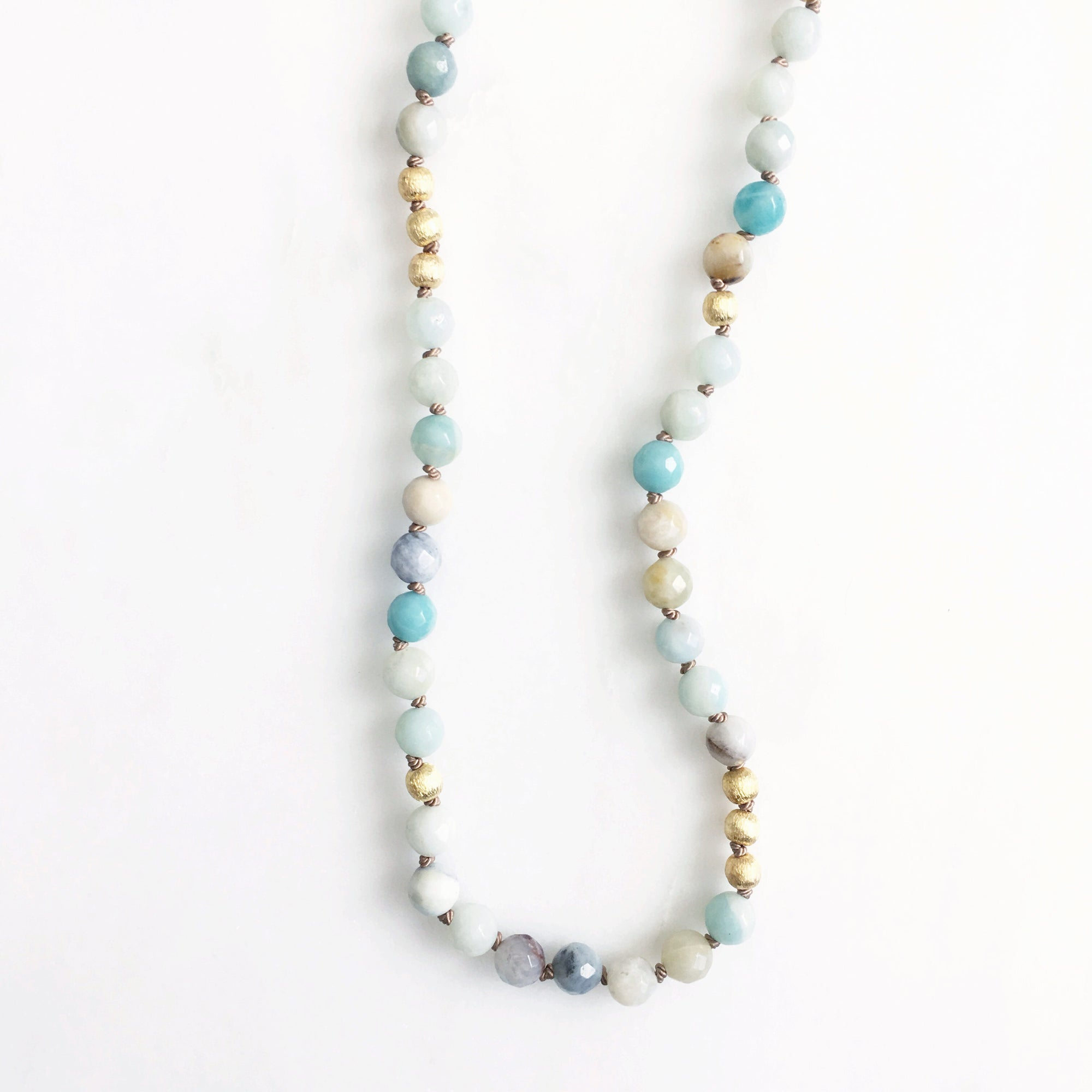 Solana Amazonite Necklace