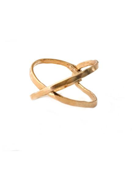 Tatum Gold Ring