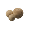 Malibu Wood Balls (Set of 3)