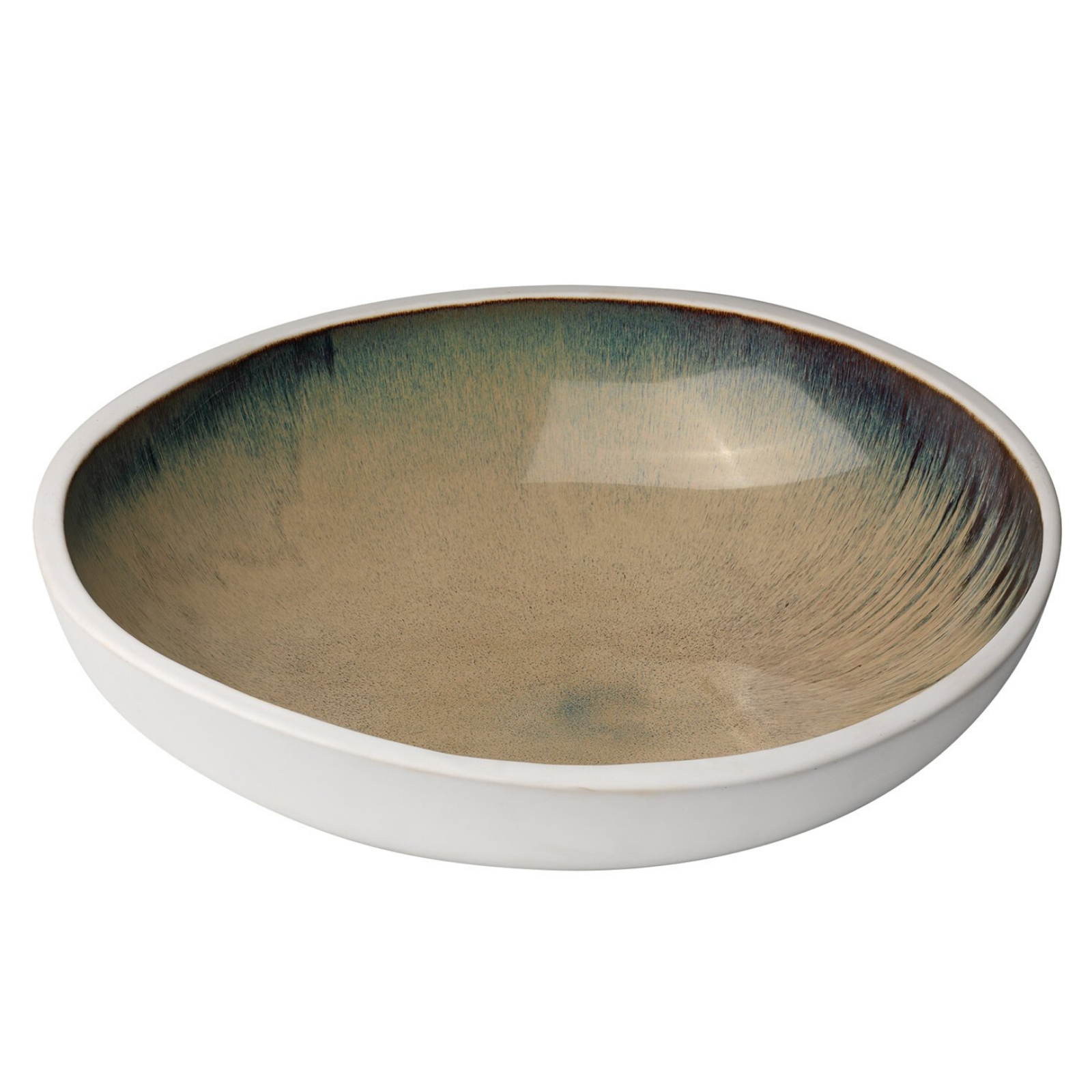 Mykonos Large High Rim Bowl