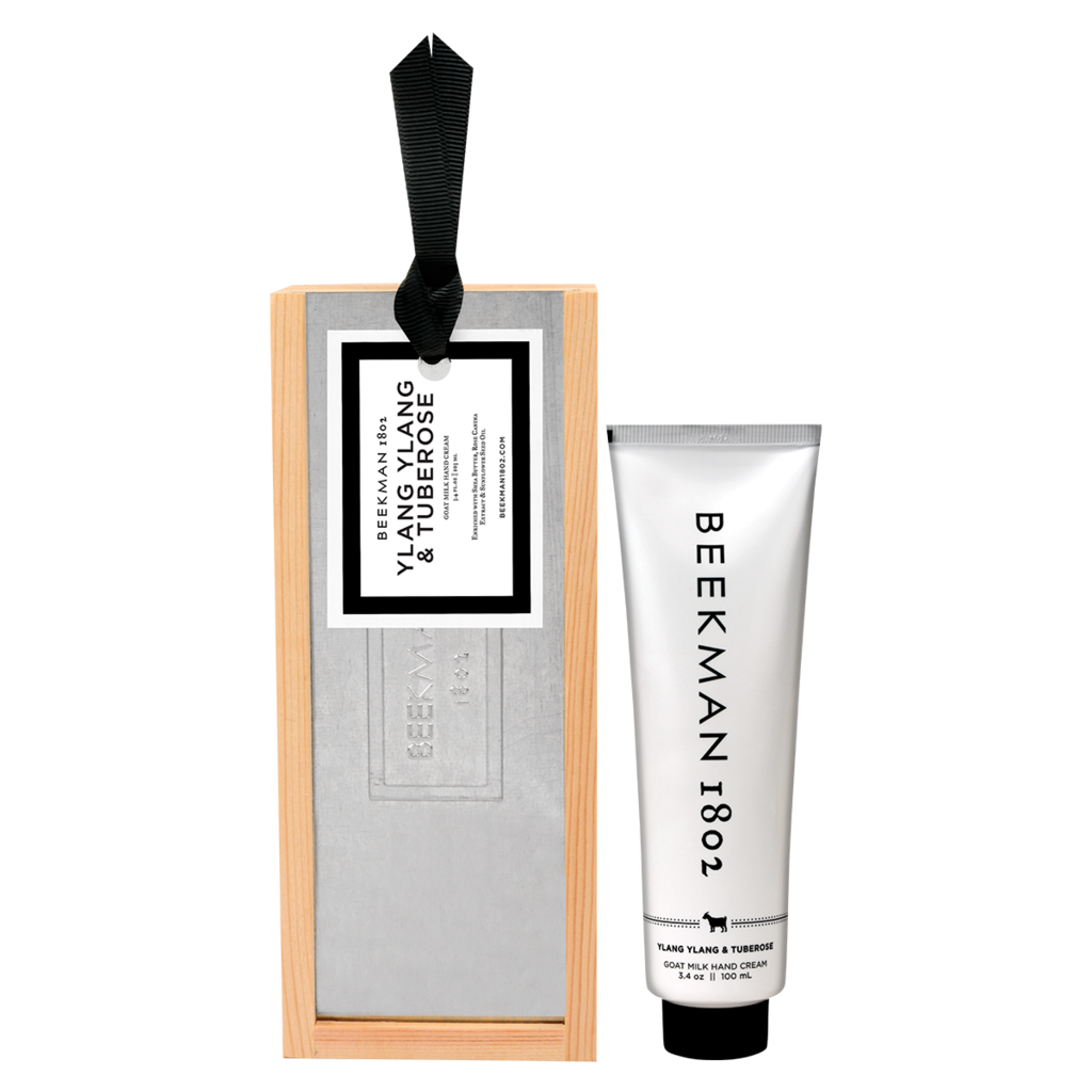 Beekman 1802 Ylang Ylang and Tuberose Goat Milk Hand Cream