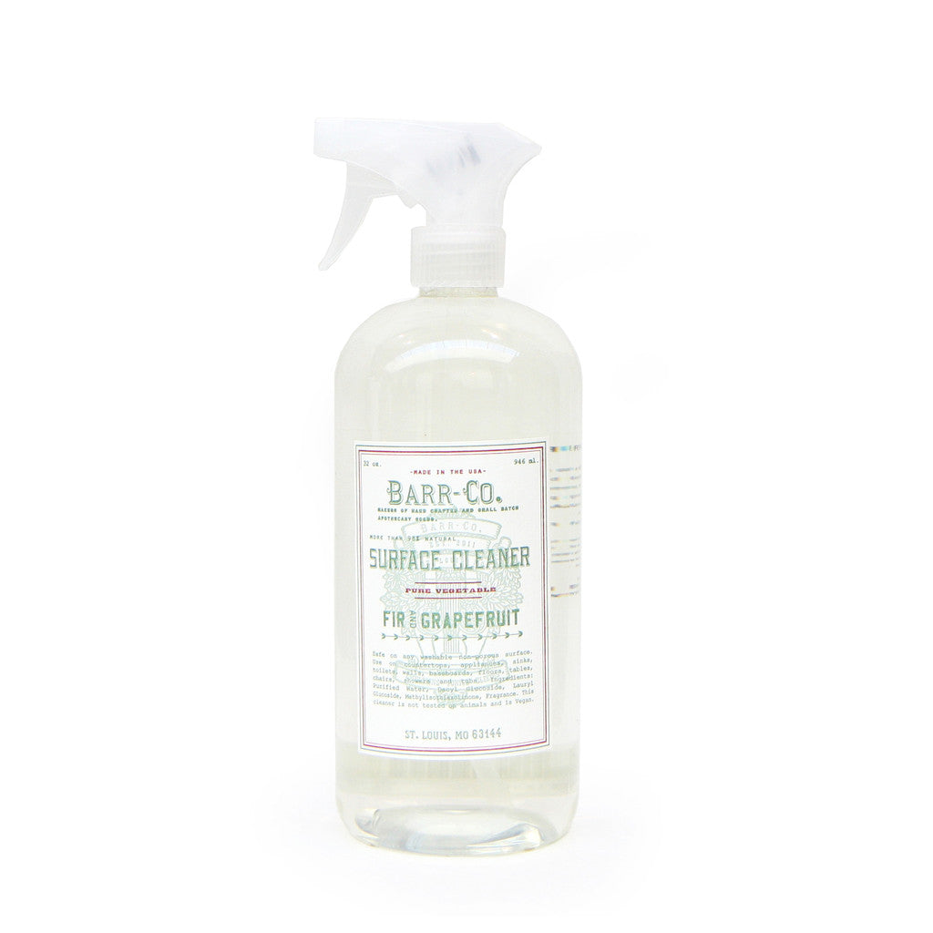 Fir & Grapefruit Surface Cleaner