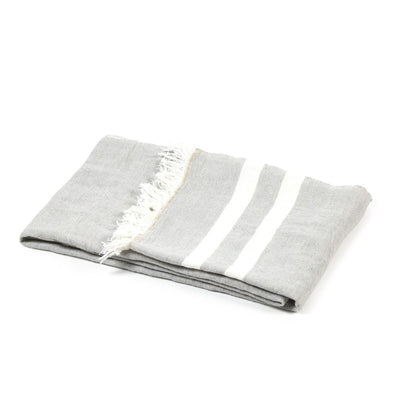 Gray Stripe Fouta
