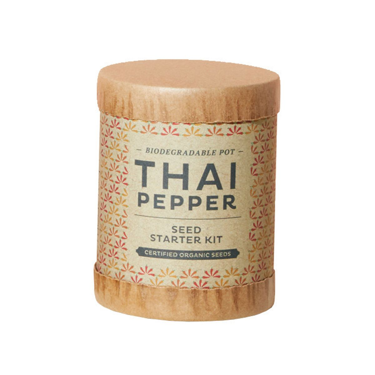 Thai Pepper Seed Starter Kit