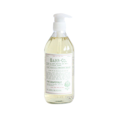 Barr-Co. Fir & Grapefruit Hand Soap