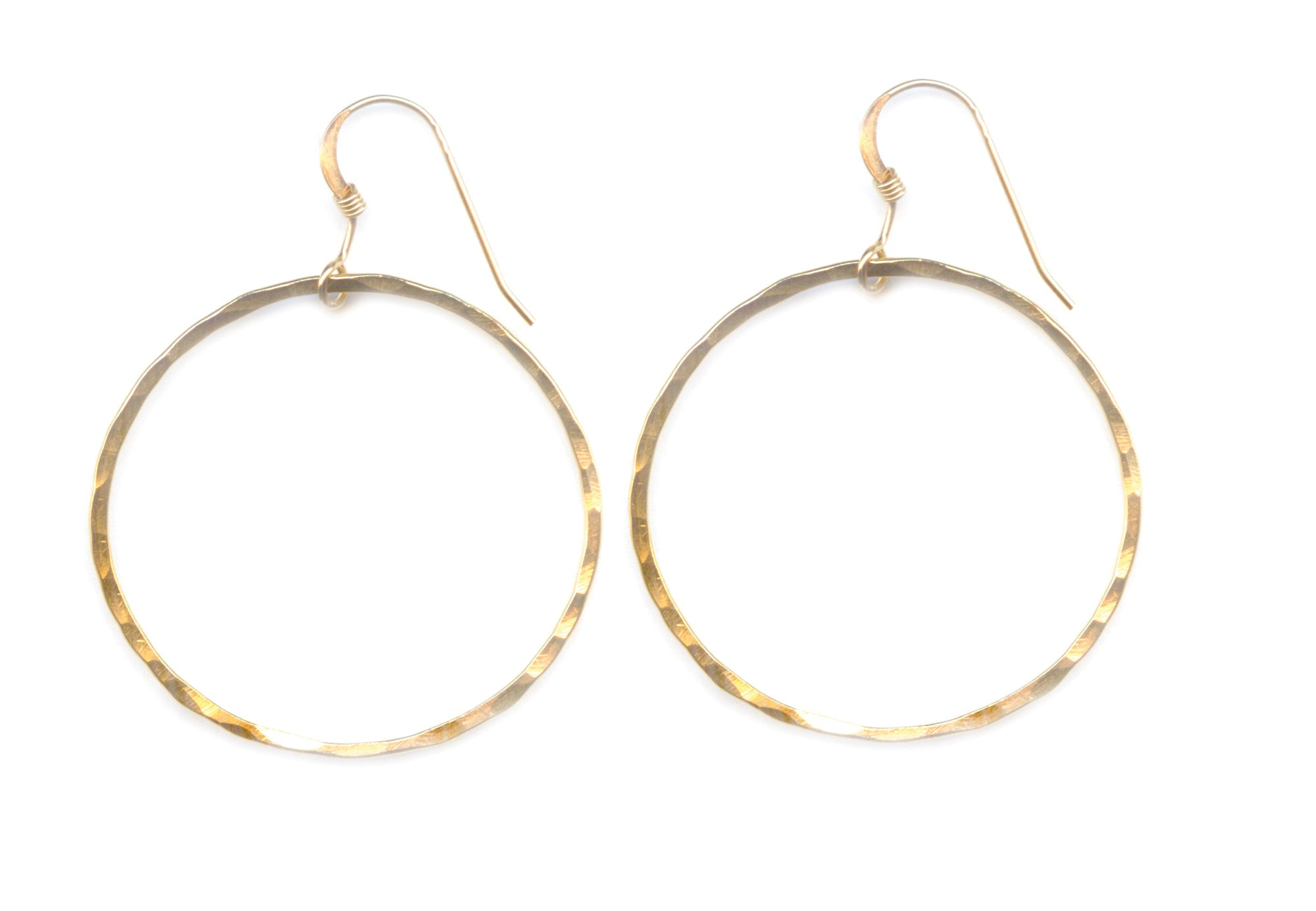 Jackson Gold Hoop Earrings