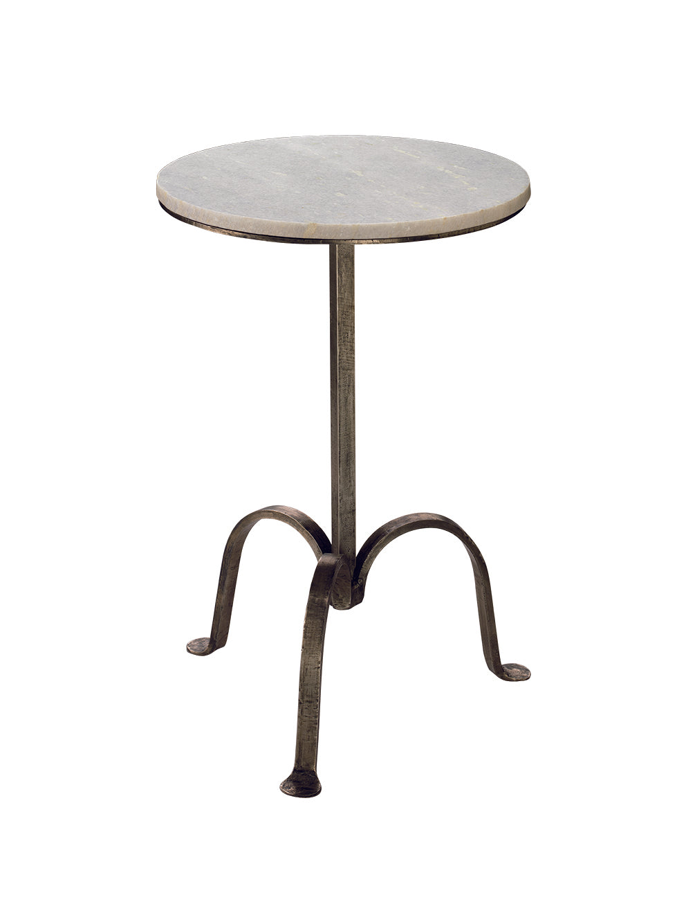 Jamie Young Left Bank Marble Side Table