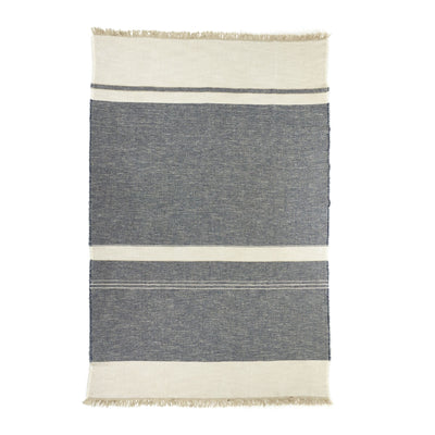 "North Sea Stripe Throw (55"" x 86.6"")"
